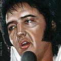Elvis 24 1975 by Rob De Vries
