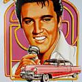 Elvis-an American Classic by John R Bryant