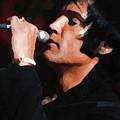 Elvis Black by David Lambertino