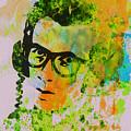 Elvis Costello by Naxart Studio