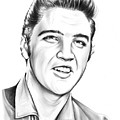 Elvis by Greg Joens