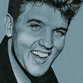 Elvis Is Back by Rob De Vries