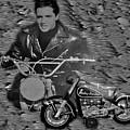 Elvis by Miriam Marrero