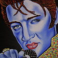 Elvis by Nannette Harris