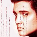 Elvis Preslely by Prar Kulasekara