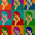 Elvis Presley by Anthony Murphy