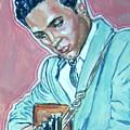 Elvis Presley by Bryan Bustard
