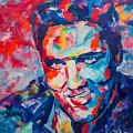 Elvis Presley by Dima Mogilevsky
