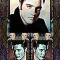 Elvis Presley Montage by Wbk