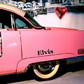 Elvis's Pink Cadillac by Vijay Sharon Govender
