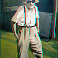 Elwood - 2d-3d Anaglyph Conversion by Brian Wallace