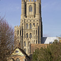 Ely Cathedral West Tower by Tony Murtagh
