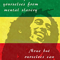 Emancipate Yourself From Mental Slavery by Anthony Murphy