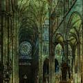 Emerald Arches by Sarah Vernon