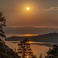 Emerald Bay At Sunrise by Jonathan Hansen