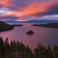 Emerald Bay Loves You By Brad Scott by Brad Scott
