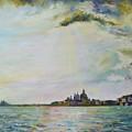 Emerald City Venice by Ksenia VanderHoff