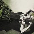 Emerald Depths  by Katie Tkachuk