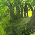 Emerald Forest by Lovie Price