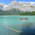 Emerald Lake by Christian Heeb