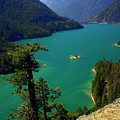 Emerald Lake by Marty Koch