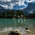 Emerald Lake by Todd Carriveau