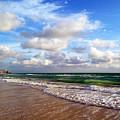 Emerald Seas by Raymel Garcia
