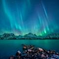 Emerald Sky by Tor-Ivar Naess