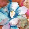 Emerging Flower by Sandy Hemmer