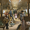 Emigrant Coach Car, 1886 by Granger