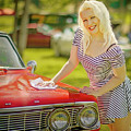 Emily #2 Royal Holden by Jerry Golab