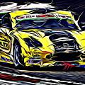 Emily Linscott On The Racetrack - Ginetta Junior Championship by Jean-Louis Glineur alias DeVerviers