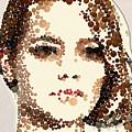 Emma Stone by Drazen Kirchmayer