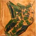 Emmet - Tile by Gloria Ssali