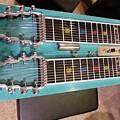 Emmons Lashley Legrande Pedal Steel Guitar by Rosanne Licciardi