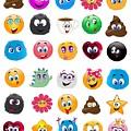 Emoji - Emoticons by Marianna Mills