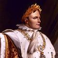 Emperor Napoleon Bonaparte  by War Is Hell Store
