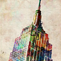 Empire State Building by Michael Tompsett