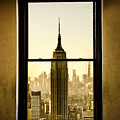 Empire State Building View by Michael Belling