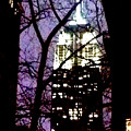 Empire State From Madison Park 1 by Ken Lerner
