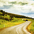 Empty Asphalt Road In Countryside by Jorgo Photography - Wall Art Gallery