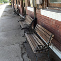 Empty Benches by James Pinkerton