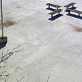 Empty Benches by Wayne Denmark