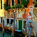 Empty Dock by Harry Spitz