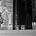 Empty Glasses by Jarmo Honkanen
