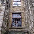 Empty Windows by Philip Openshaw