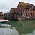 Emsworth Harbour 2 by Josie Gilbert