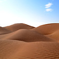 Emtpy Quarter Dunes # 1 by Rossano Ossi