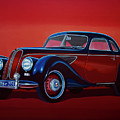 Emw Bmw 1951 Painting by Paul Meijering