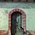 En Calle Ejercito Nacional by Michael Earney